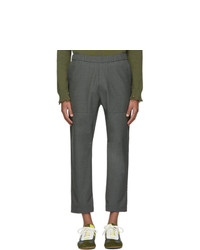 Barena Grey Trabaco Trousers
