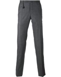 Incotex slim fit tailored trousers medium 758169