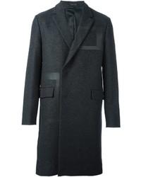 Emporio Armani Panelled Coat