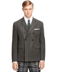Cashmere double breasted sport coat medium 336952