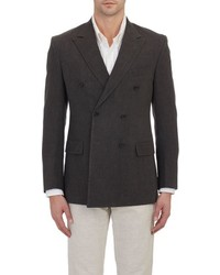 Todd Snyder Double Breasted Sportcoat Grey
