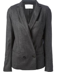 Societe Anonyme Socit Anonyme Double Breasted Blazer