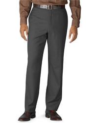 Lauren Ralph Lauren 100% Wool Flat Front Dress Pants