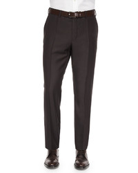 Benson sharkskin wool trousers medium 592289