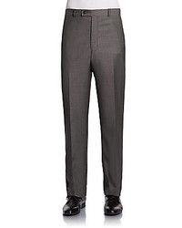 Calvin Klein Modern Cut Gray Wool Slacks