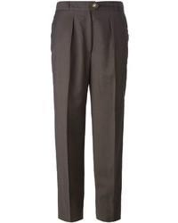Celine Cline Vintage High Waist Tailored Trousers