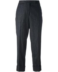 Classic backstrap trouser in wool flannel medium 788358