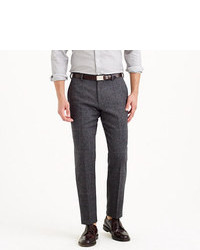 J.Crew Crosby Suit Pant In Herringbone Windowpane English Wool