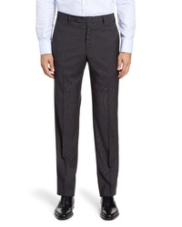 Zanella Devon Dot Wool Trousers