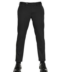 Emporio Armani 19cm Light Wool Twill Trousers