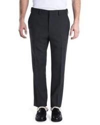 Fendi Fleece Wool Trousers