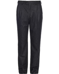 Joseph Frankie Wool Flannel Trousers
