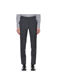 Tom Ford Grey Wool Oconnor Trousers