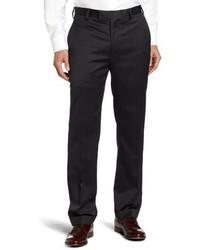 Louis Raphael Louis Raphl Modern Fit Flat Front Wool Blend Suit Separate Dress Pant