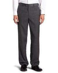 Louis Raphael Louis Raphl Rosso Washable Wool Blend Flat Front Dress Pant