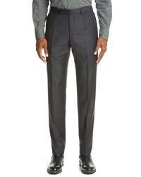 Ermenegildo Zegna Multi Season Wool Dress Pants
