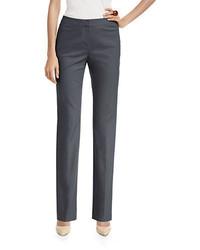 Lafayette 148 New York Prive Italian Wool Dress Pants