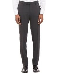 Incotex S Body Slim Fit Wool Trousers