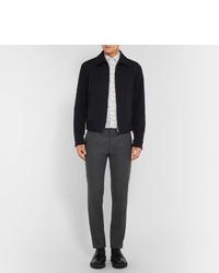 Prada Slim Fit Super 120s Wool Trousers