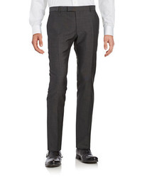 Strellson Straight Leg Wool Pants