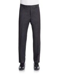 Saks Fifth Avenue Wool Cashmere Trousers
