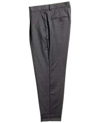 H&M Wool Suit Pants Relaxed Fit