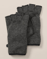 Eddie Bauer Windcutter Fingerless Gloves