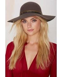 Factory Carrie Wool Floppy Hat