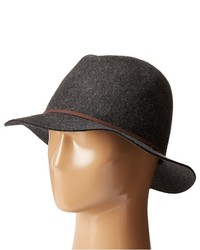 Scala Crushable And Packable Safari Hat With Raw Edge Safari Hats