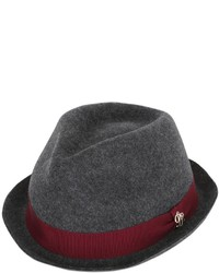 Dsquared2 Wool Felt Brim Hat