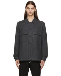 Paul Smith Grey Modern Shirt