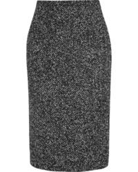 Michael Kors Michl Kors Collection Wool Blend Boucl Pencil Skirt