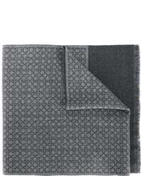 Salvatore Ferragamo Interlocked Gancini Scarf