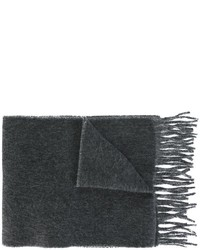 Polo Ralph Lauren Fringed Knit Scarf