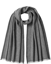 Jil Sander Scarf With Virgin Wool And Cashmere
