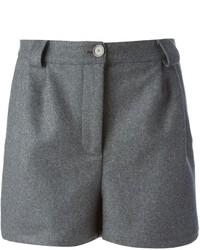 Cavallini erika semi couture tailored shorts medium 111954