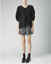 Tsumori Chisato Knit Back Shorts