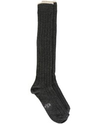 Eleventy Ribbed Socks