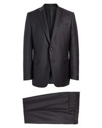 Ermenegildo Zegna Classic Fit Grey Wool Suit