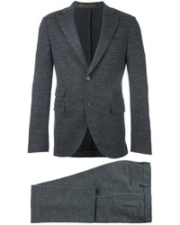 Eleventy Flap Pockets Formal Suit