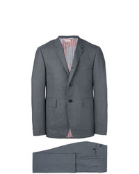 Thom Browne High Armhole Plain Weave Suit In Super 120s Wool