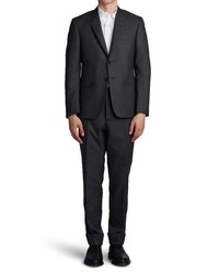 Thom Browne Regular Fit Wool Twill Suit