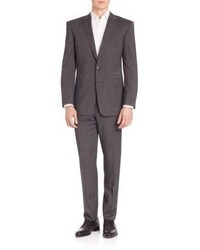 Polo Ralph Lauren Solid Two Button Wool Suit