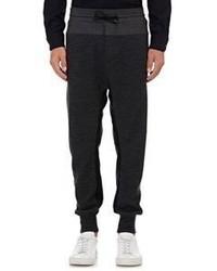 Wooyoungmi Drawstring Jogger Pants Grey Size 54 Eu