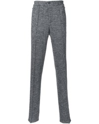 Lanvin Elasticated Straight Leg Trousers