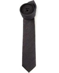 Ermenegildo Zegna Embossed Tie