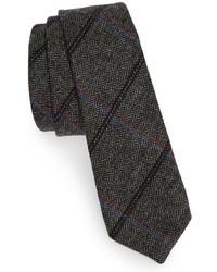 Heeringbone wool tie medium 783987