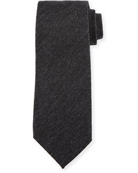 Solid wool tie medium 826372