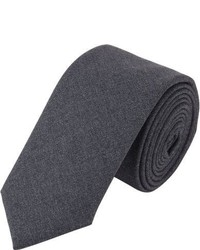 Lardini Wooster Worsted Wool Neck Tie