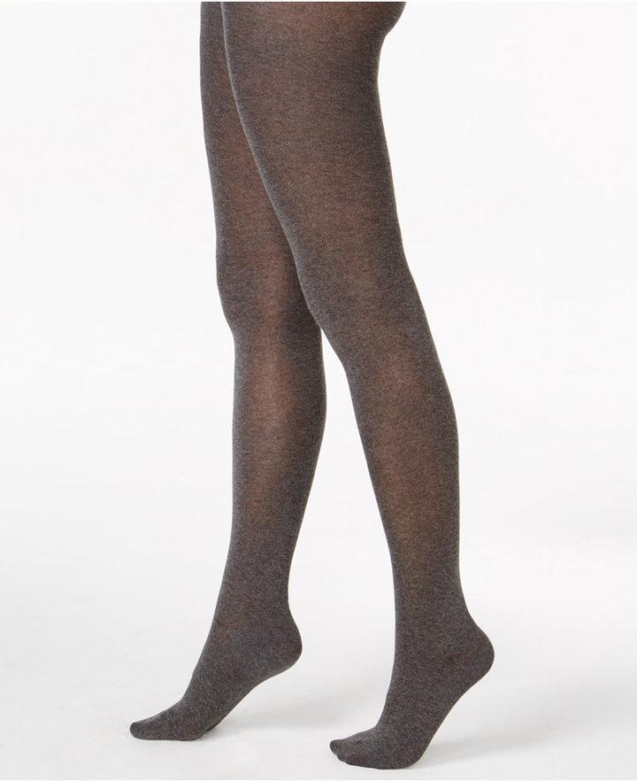 75f79ba50cee3 Hue Flat Knit Sweater Tights, $20 | Macy's | Lookastic.com